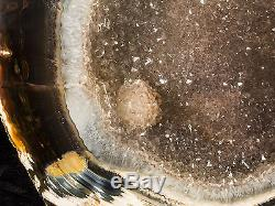 10Lbs Agate Geode Crystal Quartz Polished Druzy Specimen Cluster Brazil