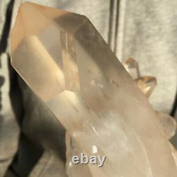 1292g Large Natural Clear White Quartz Crystal Cluster Rough Healing Specimen