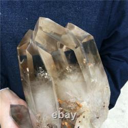 13.67LB Natural Clear Cluster Mineral Quartz Crystal Specimen