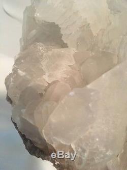 14.1 Lbs Large Quartz Crystal Cluster Original Specimen / Healer