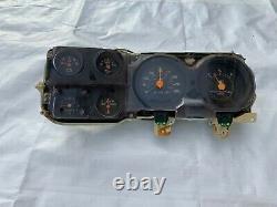 1980 1987 Chevy Truck Gauges Quartz Clock GM GMC Silverado Cluster