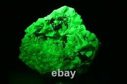 19g Natural Green Autunite Crystal Cluster Rare Display Mineral Specimen China