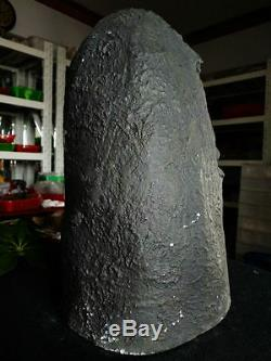 21.3Ib 13.7 NATURAL BRAZIL AMETHYST GEODE CLUSTER VIOLET Crystal
