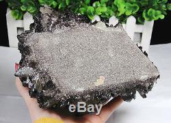 2258g New Find Amethyst Citrine Quartz Crystal Cluster Specimen