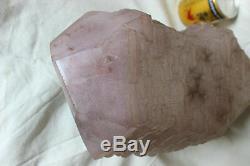 29.1lb Rare Natural Purple Skeletal Amethyst Quartz Crystal Cluster Points