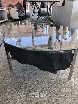 30 Amethyst TABLE Geode Quartz Crystal Cluster Cathedral Specimen Brazil