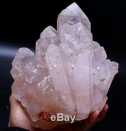 3934g AAA New Find Rare NATURAL White Clear Quartz Crystal Cluster Specimen