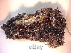 40 lb Huge Natural Amethyst Quartz Crystal Cluster Points A+ Rock Specimen