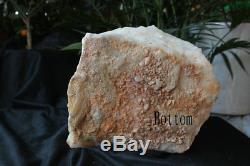 44.1LB 20kg Huge Raw Natural Clear White Quartz Crystal Cluster Points Original