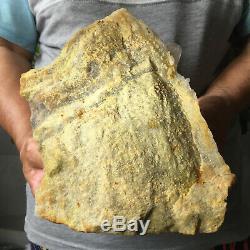 5.9lb Large Natural Clear White Quartz Crystal Cluster Rough Healing Specimen