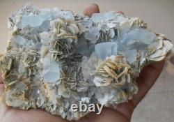 5530 Carats beautiful Lustrous Aquamarine Crystal bunch Specimen from Nagar Pak