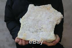 6080g Beautiful NATURAL Skeletal Clear QUARTZ Crystal cluster Tibetan Specimen