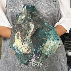 8.25LB Natural amethyst quartz cluster mineral crystal specimen healing AV1524