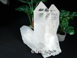 A GIANT 100% Natural Quartz Crystal Cluster From Arkansas! 8338gr