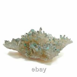 Ajoite in Quartz 7.0 inch 1.14 lbs Natural Crystal Cluster South Africa