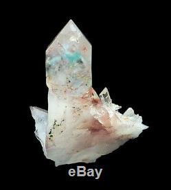 Ajoite quartz cluster 1.75 in x1.25 in