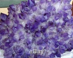 Amethyst Bolivien Stufe 520kg Geode Bolivia XXL crystal cluster Amethyststufe