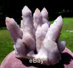 Amethyst Spirit Cactus Quartz South Africa
