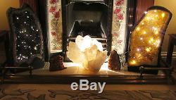 Clear White Quartz Crystal Points Cluster Gigantic 25Kg Fabulous Display Piece