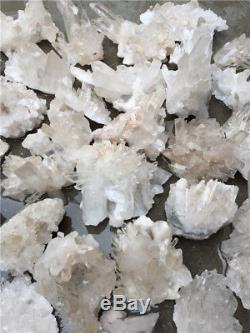 Crystal Clusters 11 Lb Lots Natural Clear Quartz Points Cluster AWESOME Specime