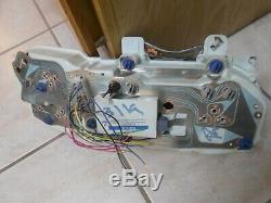 GMC Chevy Blazer Suburban Quartz Electronic Instrument Cluster 1991-1992