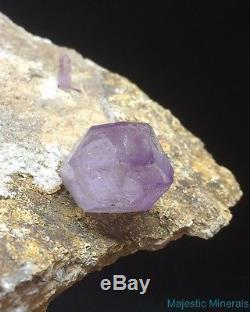 HIGH END Huge CLEAR LAVENDER Veracruz Amethyst Quartz Crystal SCEPTER Cluster