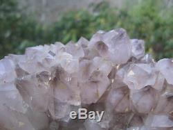 HUGE! 5 Pound Amethyst Quartz Crystal Cluster The Reel Mine in North Carolina