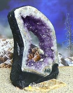 HUGE Amethyst Hollow Crystal Geode Cluster Natural Mineral Healing 11.31kg