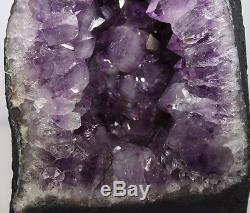 High Quality AAA Amethyst Crystal Quartz Cluster Geode Cathedral 26.80 lb