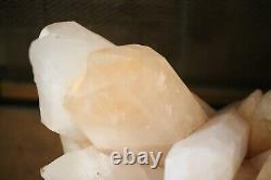 LARGE QUARTZ CRYSTAL Cluster 111 Pounds Found on Storage Wars Tv Show Rock