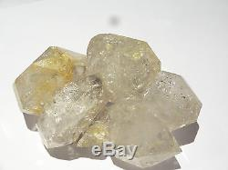 MEGA Herkimer'Diamond' Quartz Crystal Cluster
