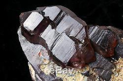 Natural Skeletal Amethyst QUARTZ Crystal Cluster Specimen Healing 10.3lb