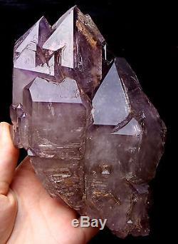 Natural Skeletal Amethyst QUARTZ Crystal Cluster Specimen Healing 2.552lb