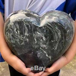 Natural amethyst Geode Cathedral Crystal Specimen cluster heart healing 18LB