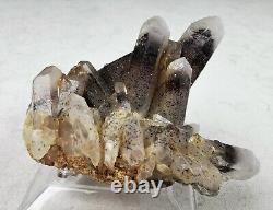 Quartz Amethyst Phantom Matrix Cluster Raw Rough Crystal Mineral Specimen