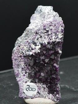 Rare Kammererite 60,3 grammes Clinochlore lustrous crystal cluster Turquie