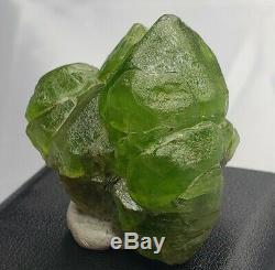 Super Quality Peridot 240 carats Specimen / Crystal / Peridot cluster