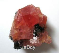 Sweet Home Rhodochrosite crystal cluster Millennium Pocket Colorado