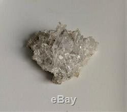 Water Clear Himalayan Quartz Cluster Natural Crystal (AAA Grade) 110x90mm