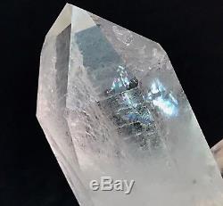 YEM 3011 Huge Top Quality Brazil Quartz Crystal Spray Cluster, 1.6 LBS, 5 Tall