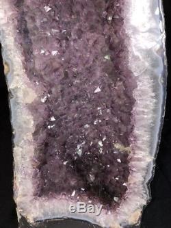 27 Cathédrale Améthyste Géode Quartz Cristal Cluster Spécimen Brésil