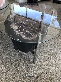 30 Améthyste Table Géode Quartz Cristal Cluster Cathédrale Spécimen Brésil