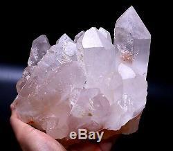 3934g Aaa New Find Rare Natural Spécimen En Grappes De Cristaux De Quartz Clair Blanc
