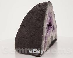 B0769 8.45 Cathédrale Améthyste Géode Quartz Cristal Décor Cluster Violet
