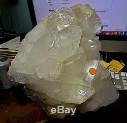 Géode En Cristal De Quartz