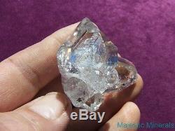 Haute Qualité De L'eau Grande Clair Herkimer Diamant Cristal De Quartz Cluster