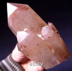 Impressionnant! Cluster Quartz Diamantina Pleiadian Phantom Lithium Quartz