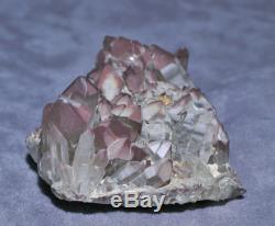 Lithium Quartz 357,6 Gramcles Cluster De Cristal Naturel-brésil