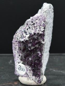 Rare Kammererite 60,3 Grammes Clinochlore Cristal Brillant Amas Turquie
