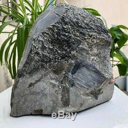 Spécimen De Cristal De Grappe De Quartz D'améthyste Naturel 8.77lb Curatif A192